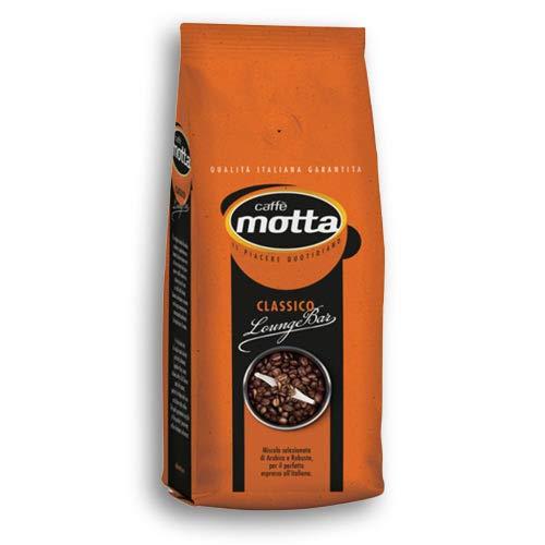 6 Buste Confezioni 1 kg Caffe Motta in Grani Miscela Bar