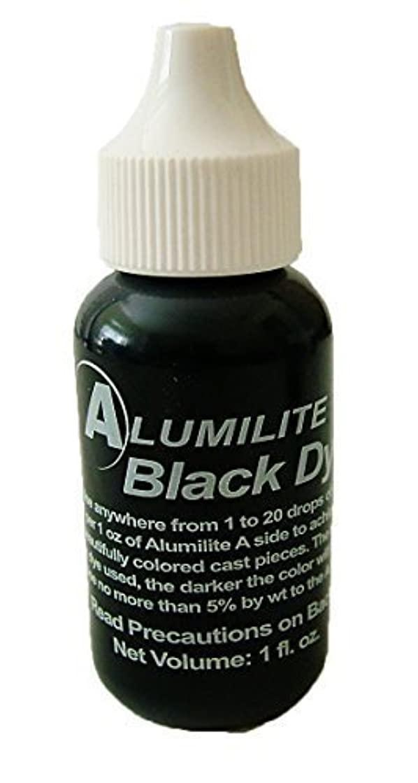 Alumilite Colorant Single Color Liquid Pigment Dye Black