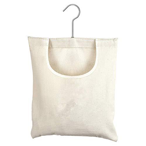 Bolsa de almacenamiento para colgar ropa de lavandería Pin Organizador