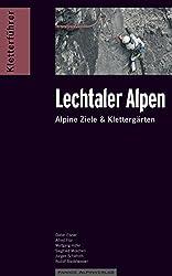 Kletterführer Lechtaler Alpen