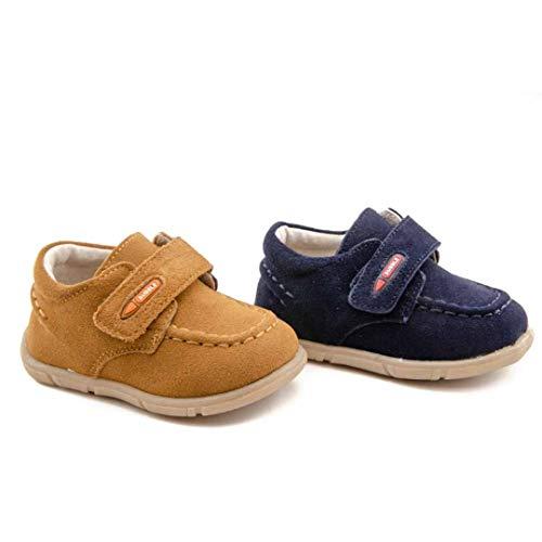 BUBBLE BOBBLE - BUBBLE BOBBLE Zapatos NIÑO - Sintético para: NIÑO Color: Camel Talla: 21