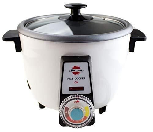 Orientalischer Reiskocher Pars Khazar 101 TS für knusprigen Reis nach der Tahdig-Methode, , 4 Personen