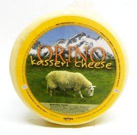 Kasseri Best Sheep's Cheeses