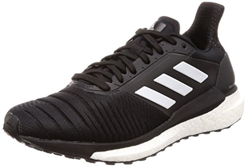 adidas Mujer Solar Glide W Zapatillas de Running Negro, 38 2/3 ✅