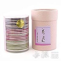 【現代的な花の香りのお香】鬼頭天薫堂 花こもん3種 渦巻型 徳用20枚入
