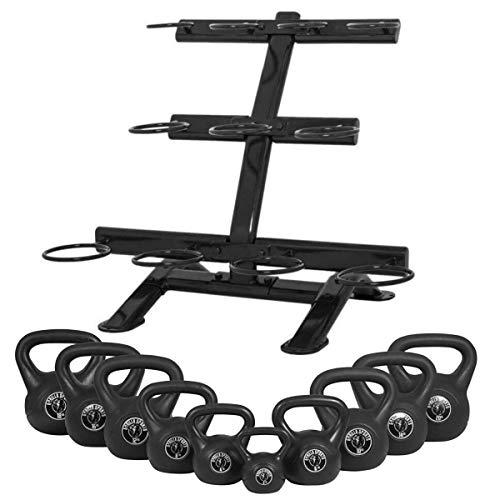 MiraFit Support vertical pour halt/ères Noir ou argent