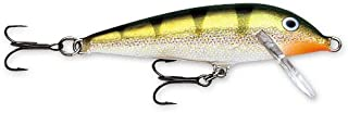 Rapala Countdown 05 Fishing lure, 2-Inch, Yellow Perch