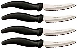 Miracle Blade World Class - Juego de Cuchillos de Chef Tony - Originales Visto en la TV (4 Cuchillos para Carne)