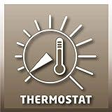 Einhell Ölradiator MR 715/2 (bis 1.500 Watt, 3 Heizstufen, stufenloser Thermostatregler, fahrbar, Kipp- und Überhitzungsschutz, Betriebsanzeige) - 9