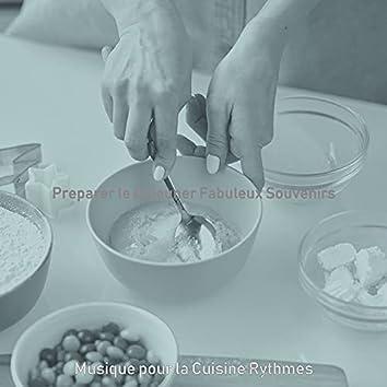 Preparer le Dejeuner Fabuleux Souvenirs