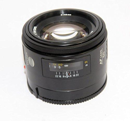 Minolta AF レンズ 50mm F1.4