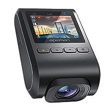 APEMAN Mini Dashcam mit verstecktem Design 1080P Full HD DVR Autokamera, 170° Weitwinke, Loop-Aufnahme, Auto-Videorecorder mit G-Sensor, Bewegungserkennung, Parküberwachung©Amazon