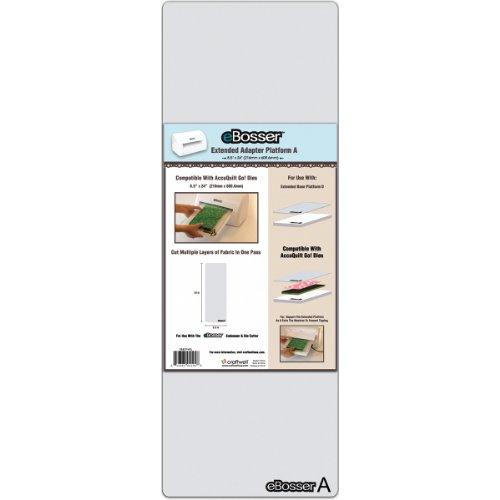 Craftwell USA uitbreidingsadapter platform voor eBosser Cutter