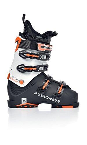 fischer Pêcheurs Homme Chaussures de Ski, Schwarz/weiß
