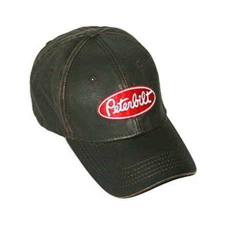 BD Peterbilt Trucks Motors Since 1939 Unstructured Burnt Orange Cap//Hat
