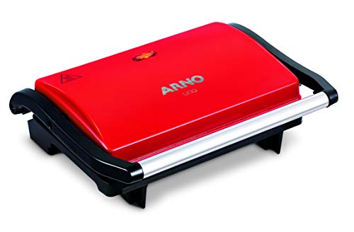 Grill Compact Uno Arno Vermelho 220v