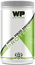 RuckPack Natural Athlete Series Whey Protein | Vanilla Flavored | 100% Grass Fed, Fast Digesting, Naturally Sweetened | 2lbs