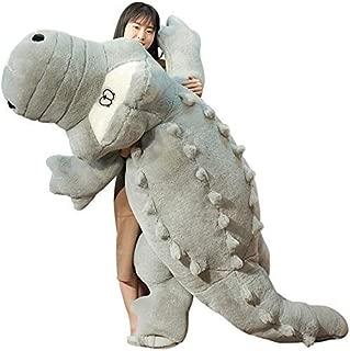 Plush Toys,Oversized Crocodile Soft Stuffed Plush Toys, Multiple Size Options, Cute Stuffed Animal Doll Pillow Figurine Long Pillow Ragdoll Plush Dolls for Boys Girl Birthday