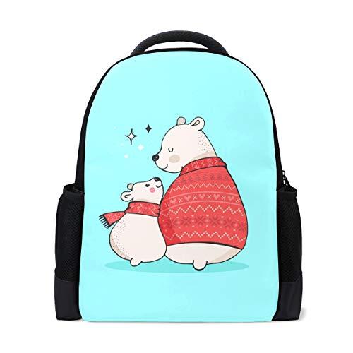 FANTAZIO - Zaino a forma di orso polare