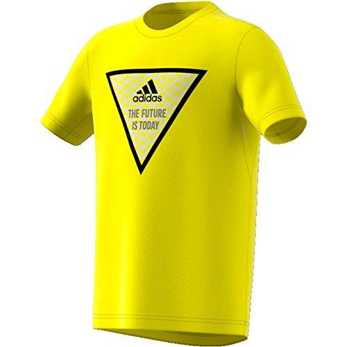 adidas Jungen JB TR XFG Tee T-Shirt, Amasho, 176 (15/16 años)
