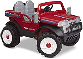 Radio Flyer Riptide Car | Outdoor Power Ride On Toy | Ages 3+ (Amazon Exclusive)