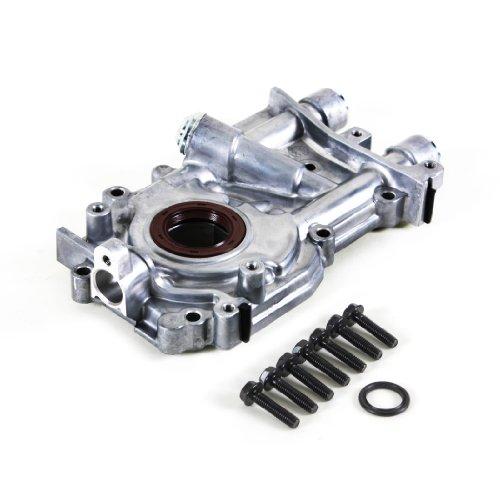 NEW High Performance Engine Oil Pump (Rotor L: 12mm) Compatible with Subaru Impreza WRX Sti 2.0L 2.5L Turbocharged EJ20 EJ25 EJ20T EJ205 EJ25T EJ255 EJ257 EJ253 EJ251 EJ25D EJ255 EJ22 EJ22E EJ18E