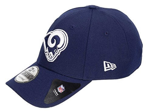 New Era Herren 9Forty Los Angeles Rams Kappe, Blau, OSFA
