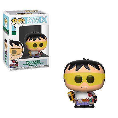 Figurines Pop! Vinyl: South Park W2: Toolshed