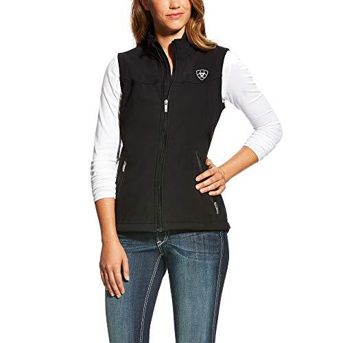 ARIAT New Team Softshell Vest Black LG