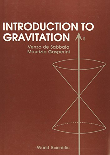 Introduction To Gravitation