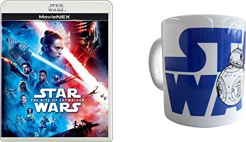 【Amazon.co.jp限定】スター・ウォーズ/スカイウォーカーの夜明け MovieNEX(オリジナルマグカップ付き) [ブルーレイ+DVD+デジタルコピー+MovieNEXワールド] [Blu-ray]