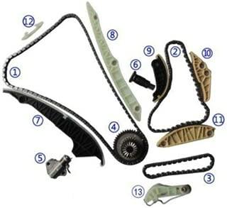 TCK608 Timing Chain Kit For Audi VW 2.0 T EA888 A4 A5 A6 Q5 GOLF GTI EOS