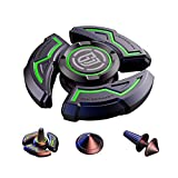 LAFALInK Fidget Spinners,figit Spinners for Boys Fidget Spinners for Kids,with Metal Finger Hand Spinner Toys with Luminous Light (Upgrade)