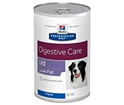 12 x 360g Hill's Prescription Diet Canine i/d Low Fat Digestive Care Original is made from easily digested ingredients which have been specially selected to meet the nutritional needs of dogs with digestive health problems, Help to improve gastro-int...