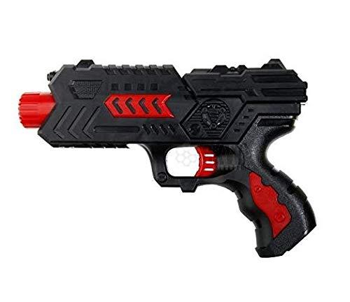 VALHALLA Pistola LANZADARDOS DE Espuma con Ventosa