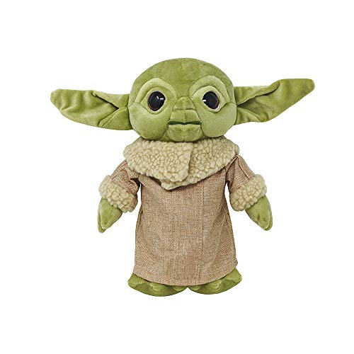 Altay Yoda the Child Jedi Best Pillowtime Pal Plush Baby Toy with Travel Bag
