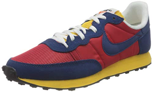 Nike Challenger OG, Zapatillas para Correr Hombre, Univ Red Coastal Blue Solar Flare White Black, 44 EU