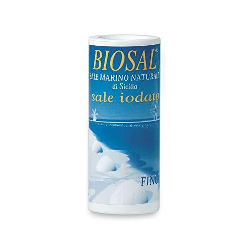 Biosal Sale Marino Iodato Fino - 30 g