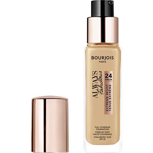 Bourjois Always Fabulous Foundation - 125 Ivory