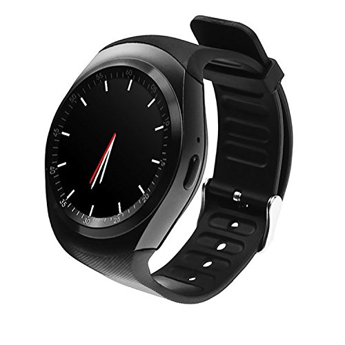 SMARTWATCH MEDIA-TECH MT855 ROUND WATCH GSM BT