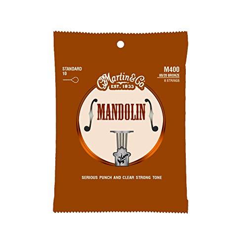 Martin Mandolin 80 20 Bronze 10-34
