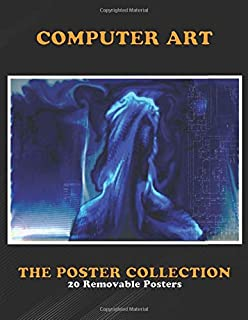 Poster Collection: Computer Art Instructions Of How To Build A Soul Very Old And Proba Abstract