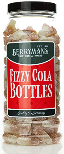 Berrymans Sweet Shop - Frasco de regalo para dulces y dulces clásicos