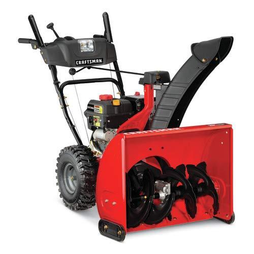 Craftsman 88396 Electric Start Dual-Stage Snowblower