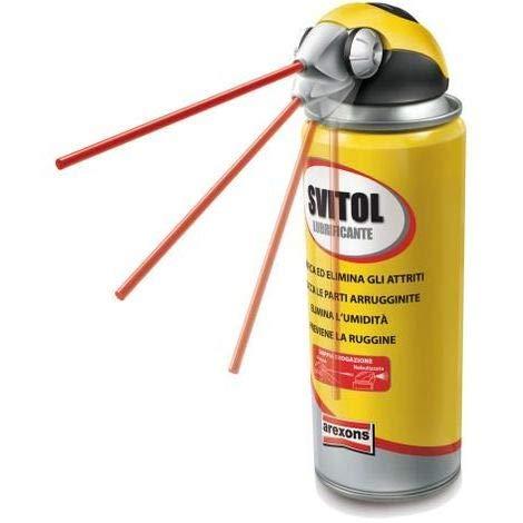 Lubrificante/Sbloccante/Pulitore spray 400ml Arexons - SVITOL