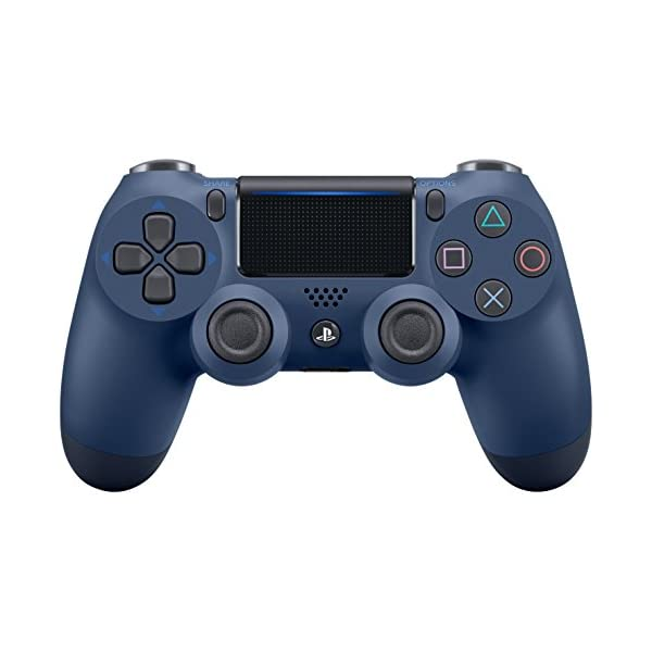 Sony DualShock 4 Wireless Controller – Midnight Blue – PlayStation 4