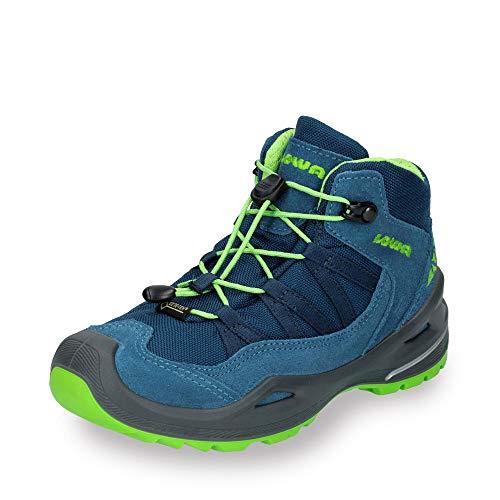 Lowa Jungen Boots Robin GTX blau Gr. 39