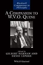 A Companion to W. V. O. Quine (Blackwell Companions to Philosophy)
