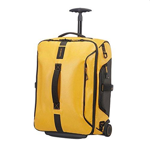 Samsonite Paradiver Light Duffle/WH 55 Backpack, Yellow 1924