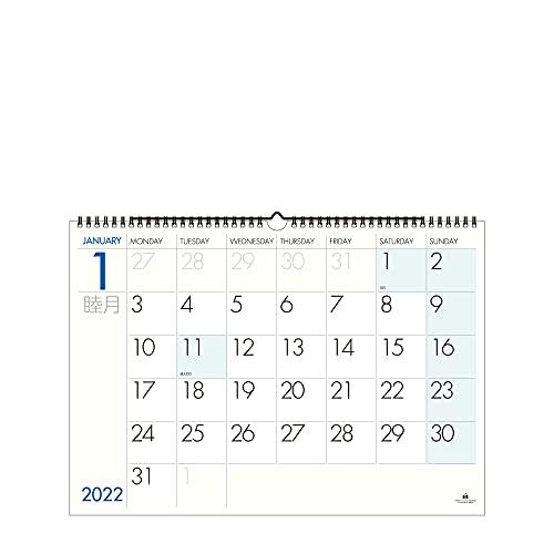 エトランジェディコスタリカ 2022年 カレンダー 壁掛け A3 FUTURA 0102-CLN-A3-11